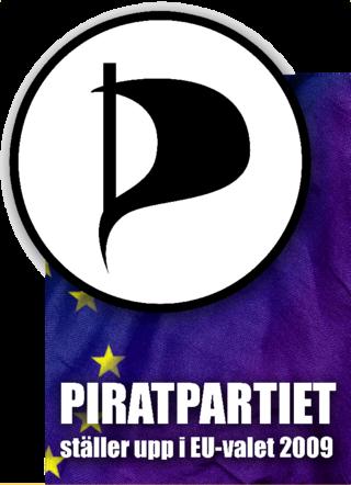 Piratpartiet ställer upp i EU-valet 2009